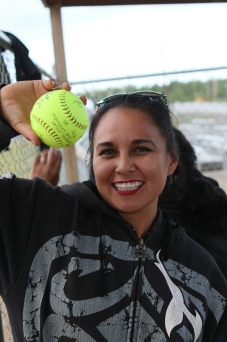 "What was the highlight of Shelby Steen's 2019 Midnight Sun Softball Tournament? ""I played first base for the first time and I won team MVP for the womens."""