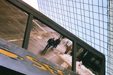 inception. Ottawa, Ontario. January 2020. ~ Shot with the Canon Rebel 2000, on 35 mm Kodak Ultramax 400 film.