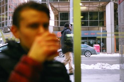 tea time. Ottawa, Ontario. January 2020. ~ Shot with the Canon Rebel 2000, on 35 mm Kodak Ultramax 400 film.